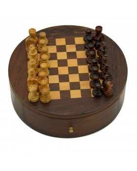 Mini Travel Chess Game
